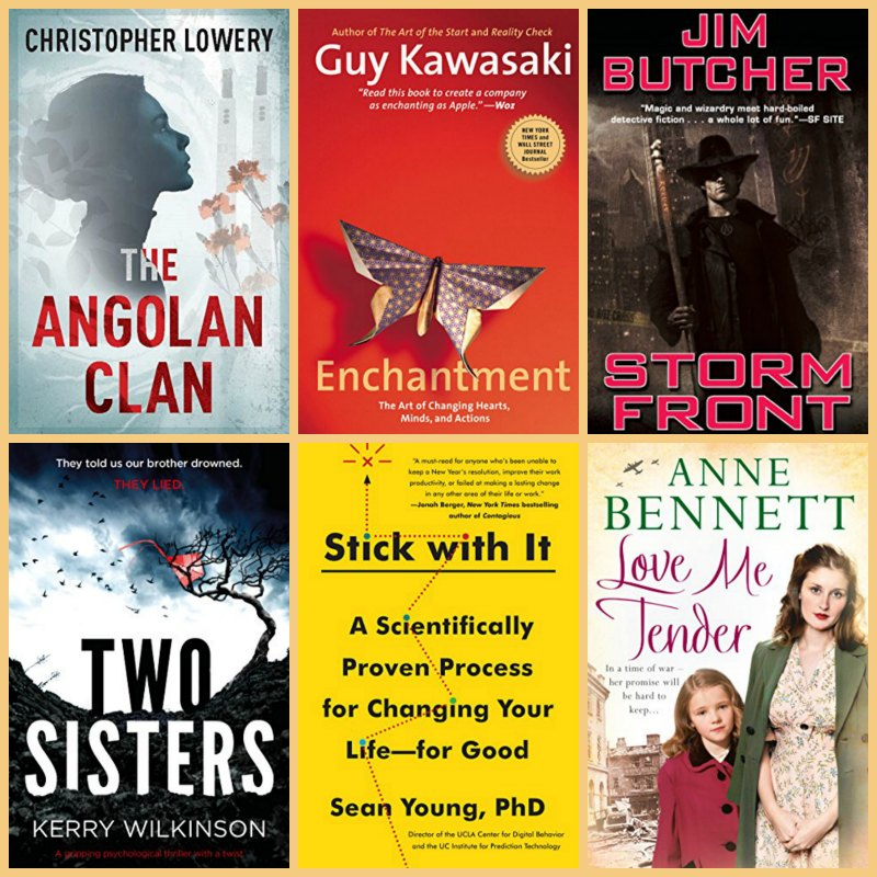 Tuesday's Free & Bargain Kindle Book Deals | Pixel of Ink