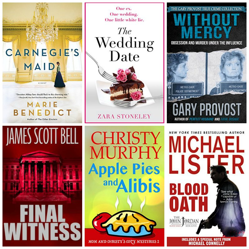 Monday's Free & Bargain Kindle Book Deals | Pixel of Ink