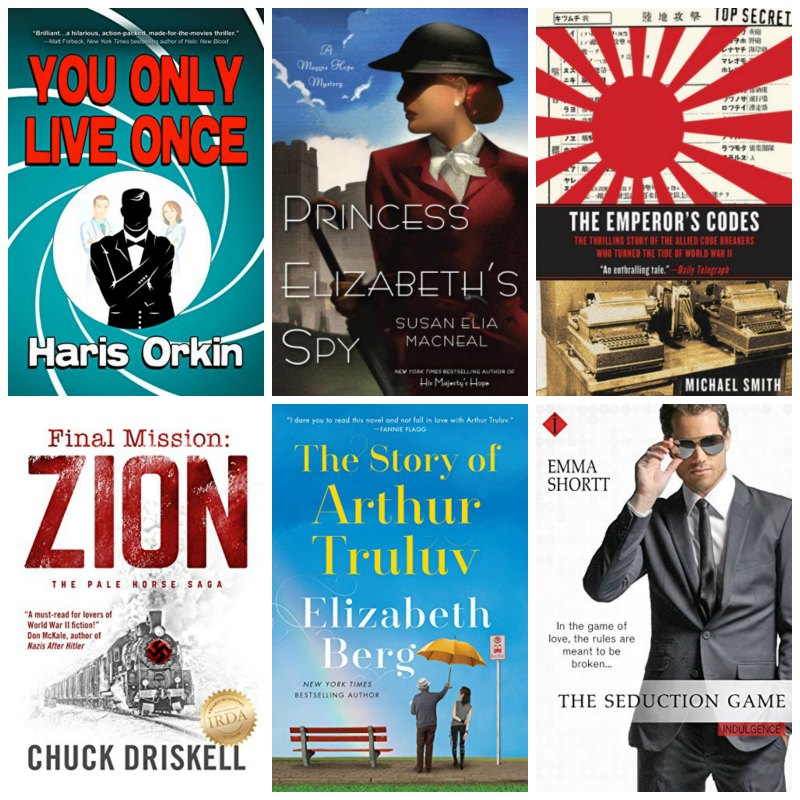 Wednesday's Free & Bargain Kindle Book Deals | Pixel of Ink